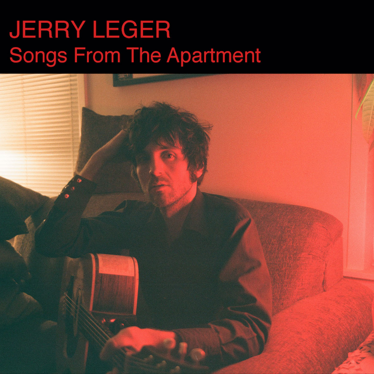Jerry Leger - Songs From The Apartment album cover
