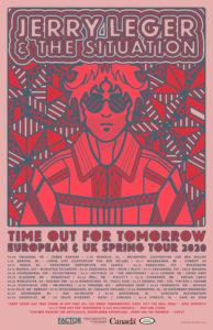 European tour begins in 2 months!