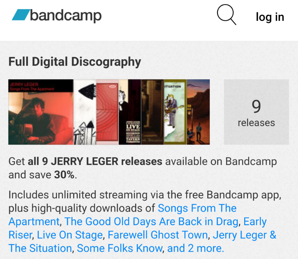 BANDCAMP WAIVES REVENUE SHARE TOMORROW (JUNE 5TH)